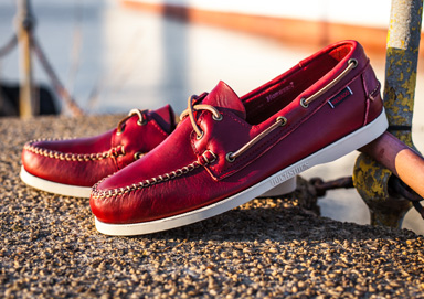 Shop Need 'Em Now: Boat Shoes ft. Sebago