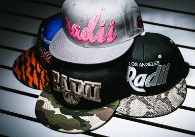 Shop RADII Bold-Print Flat Bills & Socks
