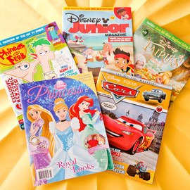World of Magic: Disney Magazines