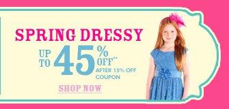 Spring Dressy