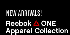 NEW ARRIVALS! Reebok one apparel collection