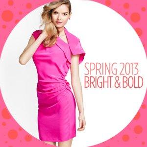 BRIGHT & BOLD: TOPS, DRESSES & ACCESSORIES