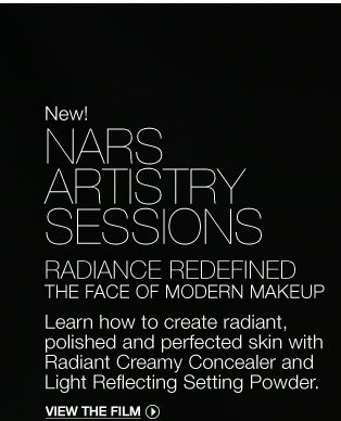 NARS Artistry Sessions