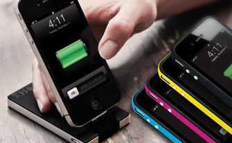 mophie iPhone Accessories- Visit Event
