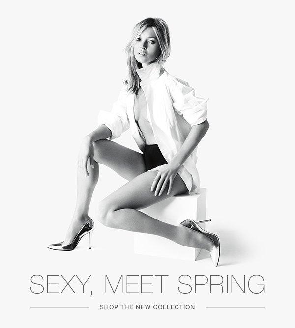 Sexy, Meet Spring