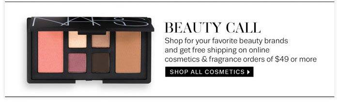 Shop All Cosmetics