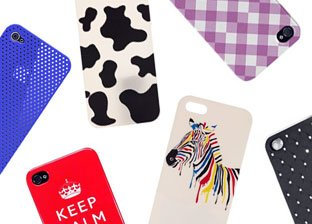 iPhone Accessories by Bee