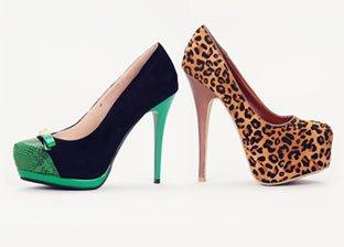 Heels by Celine, Sergio Rossi, Pour La Victoire & more