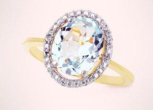 March Birthstone: Aquamarine Jewelry