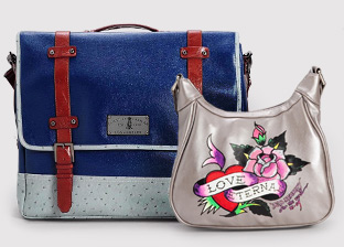 Christian Audigier, Ed Hardy Handbags