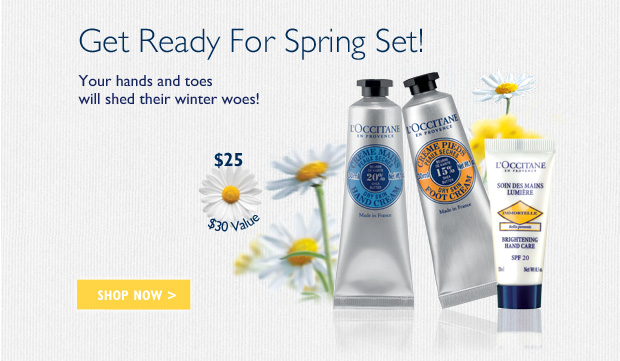 Get Ready For Spring Set