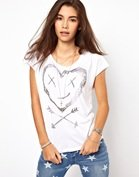 Only Winking Heart T-Shirt