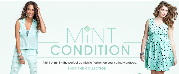 Shop Mint Styles