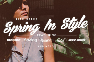 Kick Start Spring In Style