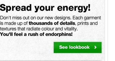 Spread your energy!