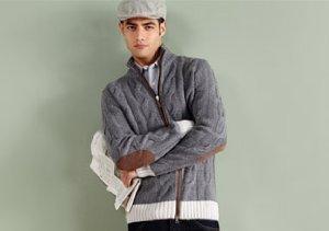 Dressing Sharp: Sweaters, Ties & More