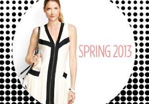 Black & White: Dresses, Bags & Shoes