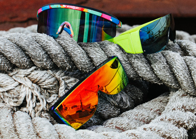 Shop New Neon Shades for Spring & More