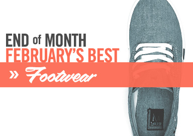 Shop Best of the Month: Shoes