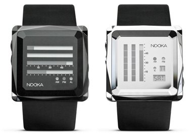 Shop Nooka Watches ft. Mirror-Face Styles