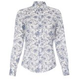 Paul Smith Shirts - Toile De Joue Floral Print Shirt
