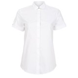 Paul Smith Shirts - White Short Sleeve Shirt