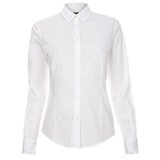 Paul Smith Shirts - White Contrast Cuff Shirt