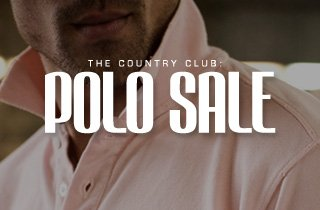 The Country Club: Polo Sale