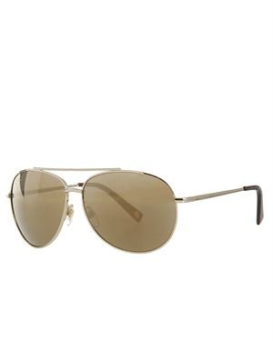 Michael Kors Oval Sunglasses Made in Italy