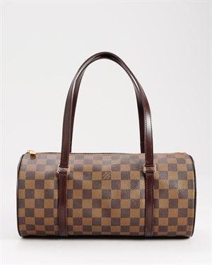 Louis Vuitton Damier Papillon Handbag
