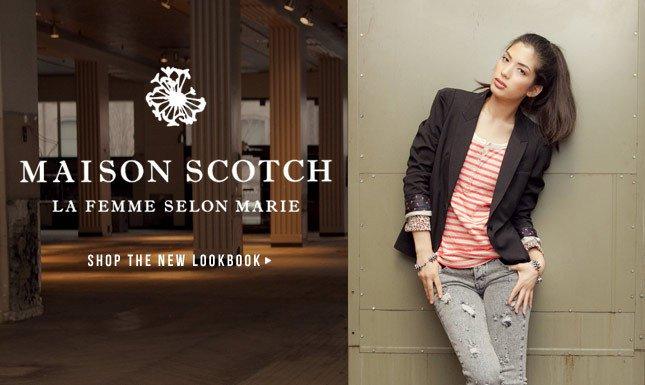 New to Miss KL: Maison Scotch