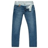 Paul Smith Jeans - Standard-Fit Mid-Wash Dip-Dyed Bleach Jeans