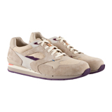 Paul Smith Shoes - Taupe Aesop Trainers