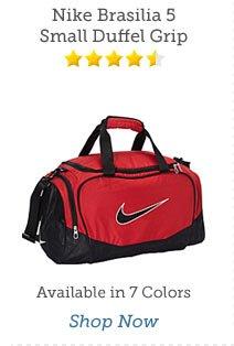 Nike Brasilia 5 Small Duffel Grip