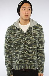 The OG Army Jacket in Tiger Camo