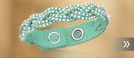Slake Turquoise Braid Bracelet