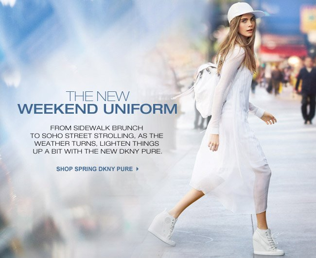 SHOP SPRING DKNY PURE