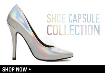 Hologram Shoes - Shop Now