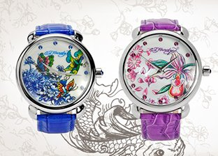 Ed Hardy Jewelry & Watches