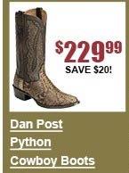 Dan Post Python