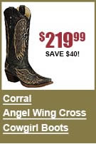 Corral Angel Wing