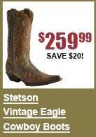 Stetson Vintage Eagle