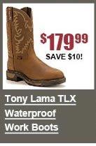 Tony Lama TLX
