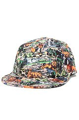 The Big Game Camper Cap in Multi