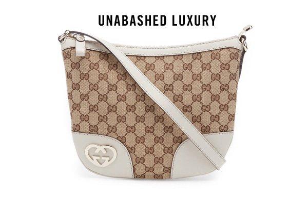Unabashed Luxury