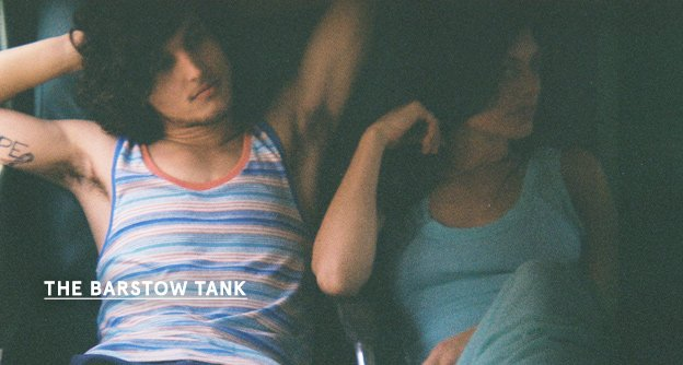 The Barstow Tank