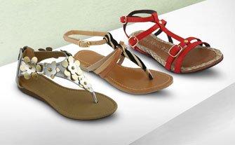 Eddie Marc: Sandals for Spring - Visit Event