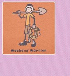 Men's Crusher L/S Weekend Warrior