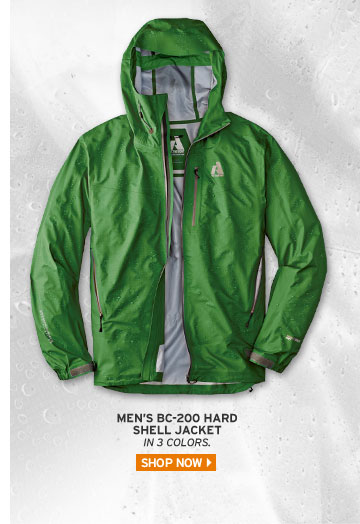 BC-200 Hard Shell Jacket