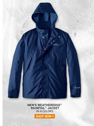 WeatherEdge® Rainfoil® Jacket